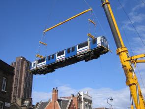 train lift